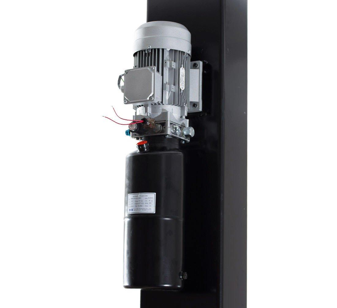 2-Pelarlyft 4T - REDATS L-260 Fundamentsfri o Automatisk