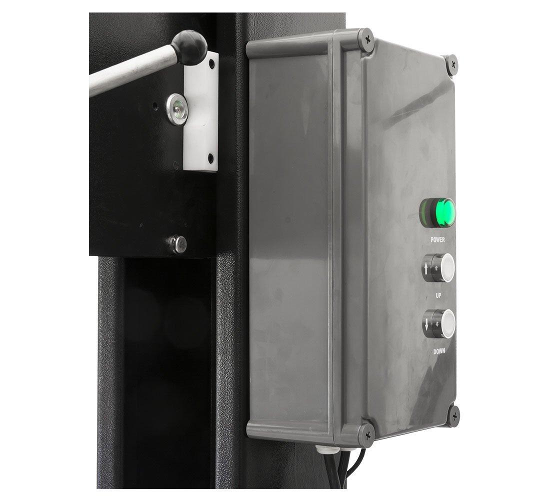 Halvautomatisk fyra inläggslyft 4T - REDATS L-400