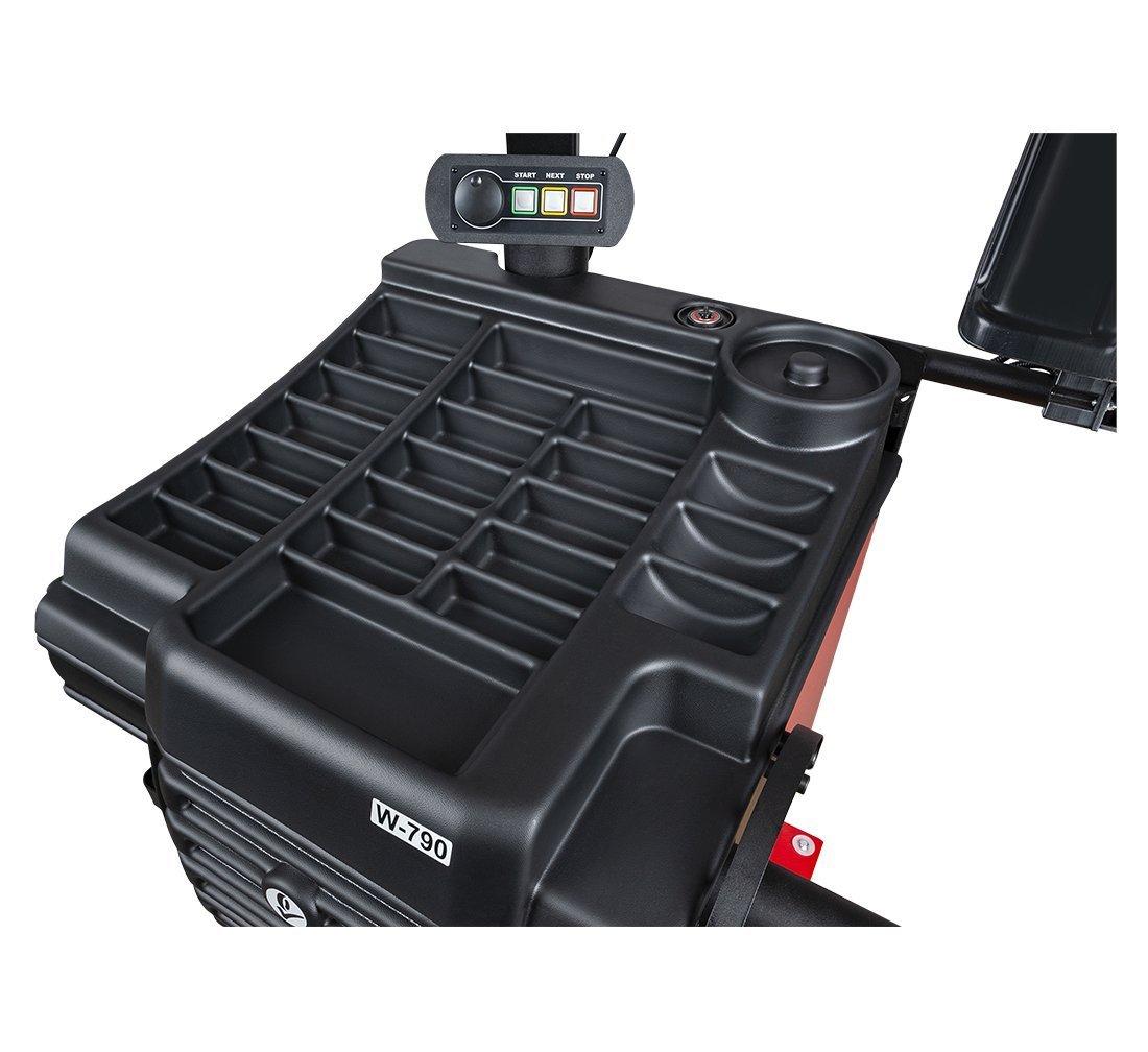 Balanseringsmaskin- REDATS W-790