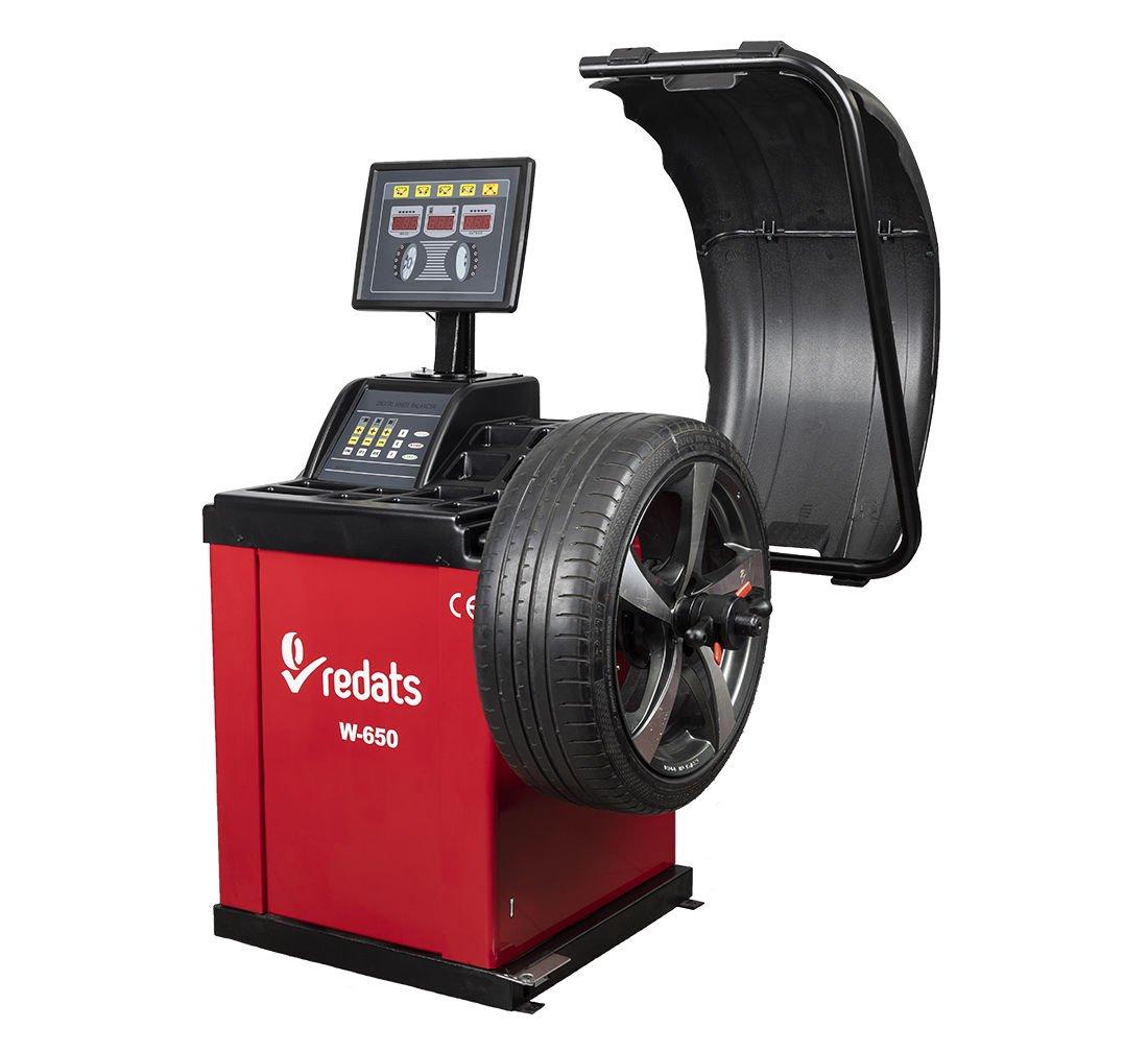Balanseringsmaskin- REDATS W-650