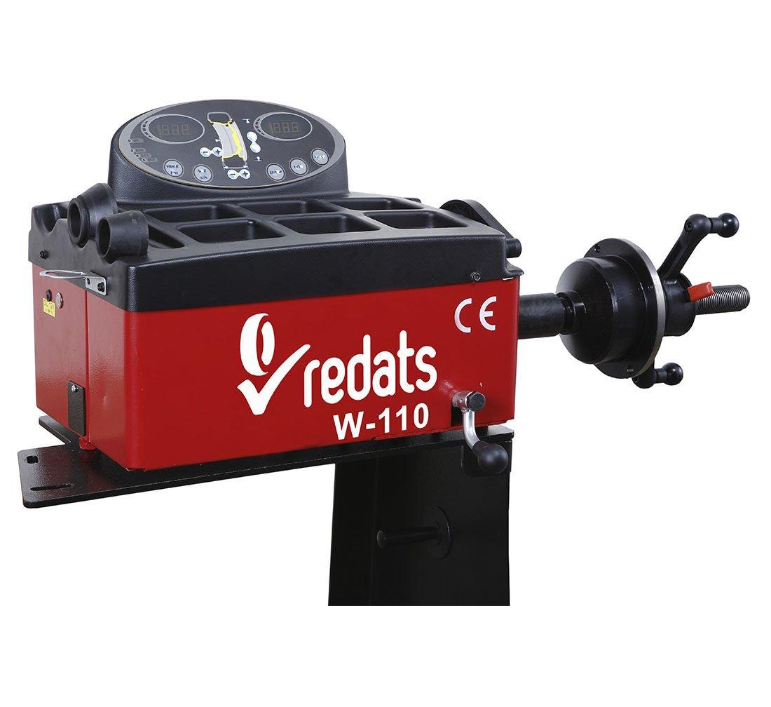 Balanseringsmaskin REDATS W-100 230V eller 12V