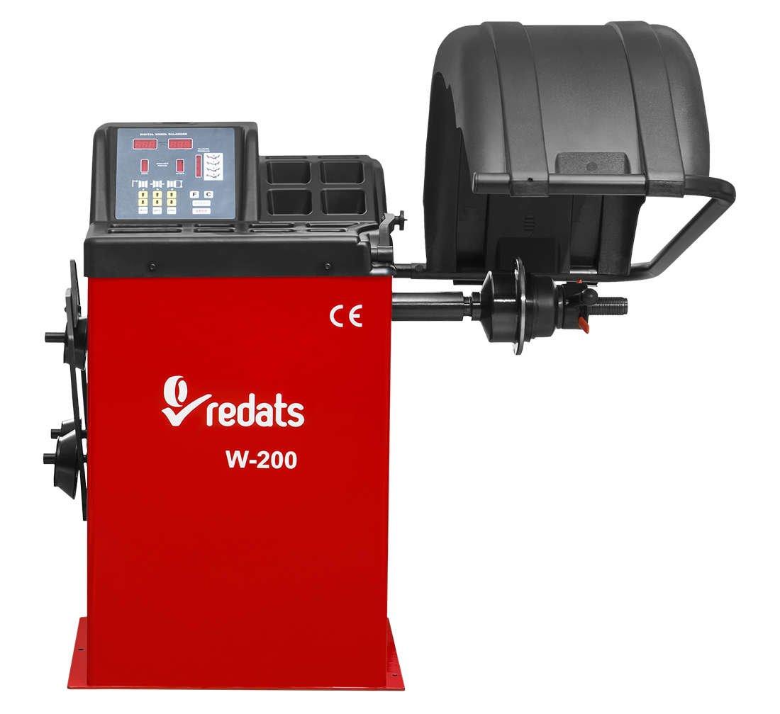 Däckpaket REDATS - M201och W200