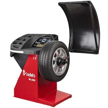 Automatisk hjulbalanserare för personbils hjul REDATS W-250