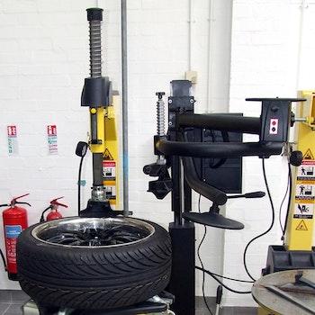 Däckmaskin Dunlop DTM185HD