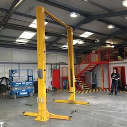 Bradbury H2603G  6 ton 2-Pelarlyft