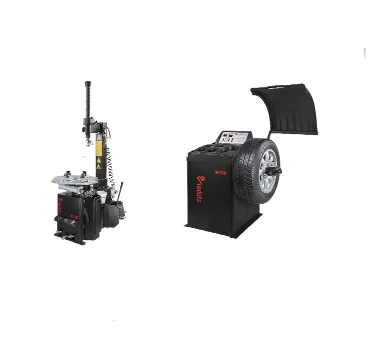 Däckpaket REDATS - M-120 och W210