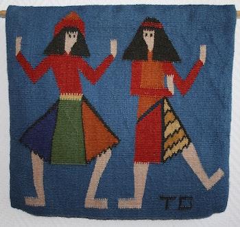 Egyptiska dansare