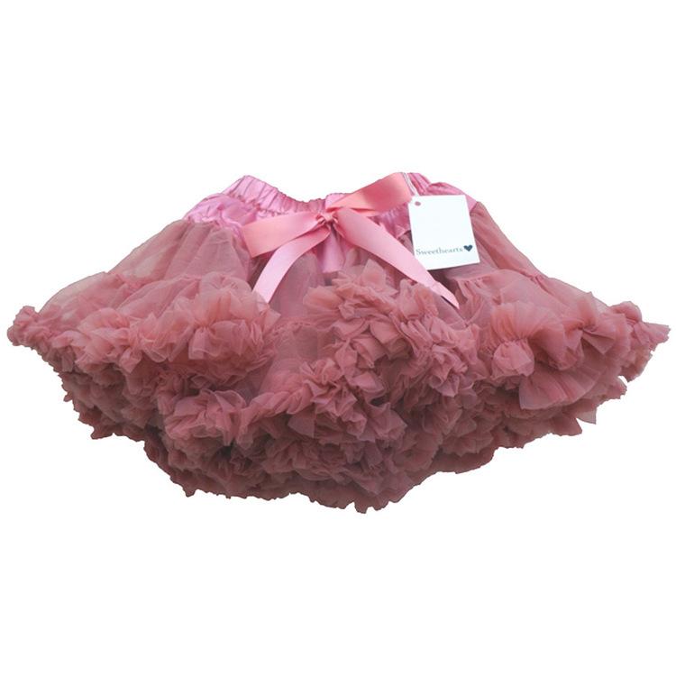 Sweethearts Tyllkjol Dusty Rose storlek 130