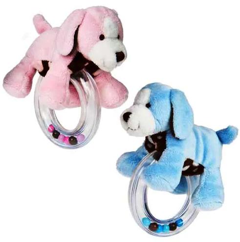 Skallra ROSA HUND - Sweet Puppy