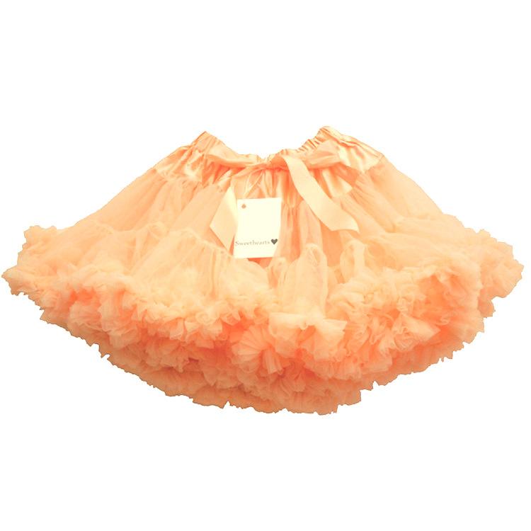 Sweethearts Tyllkjol Peach storlek 120