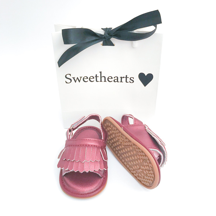 Babysko Sweethearts babysandal PLOMMON
