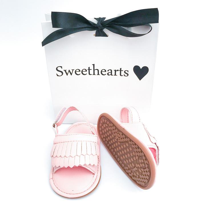 Babysko Sweethearts babysandal ROSA