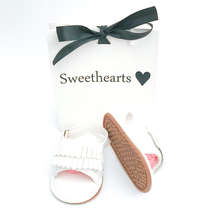 Babysko Sweethearts babysandal VIT