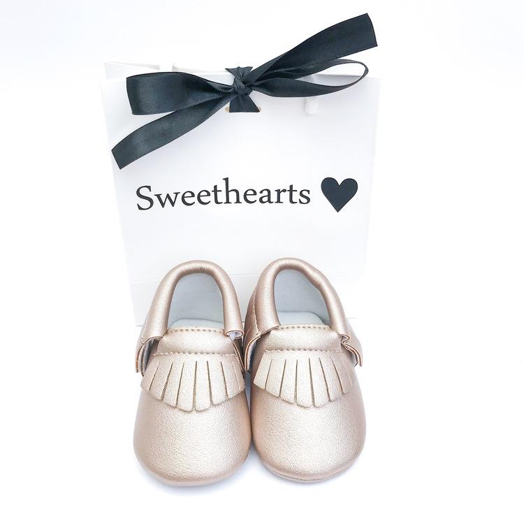 Babysko Sweethearts Classic GULD