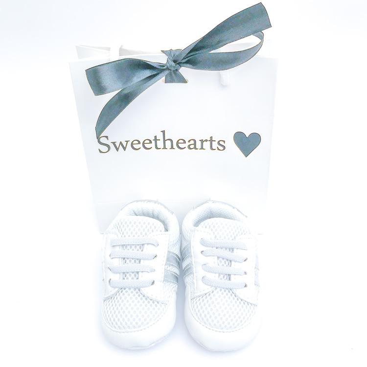 Babysko Sweethearts Sport VIT & SILVER