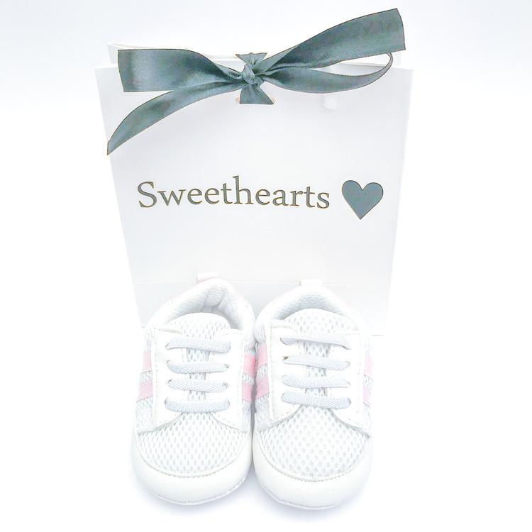Babysko Sweethearts Sport VIT & ROSA