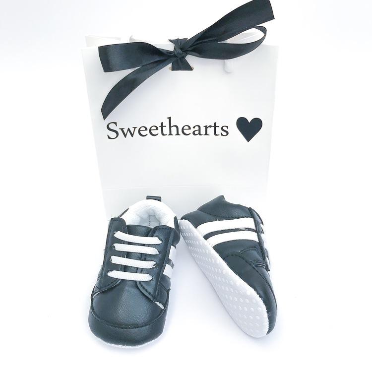 Babysko Sweethearts Sport SVART