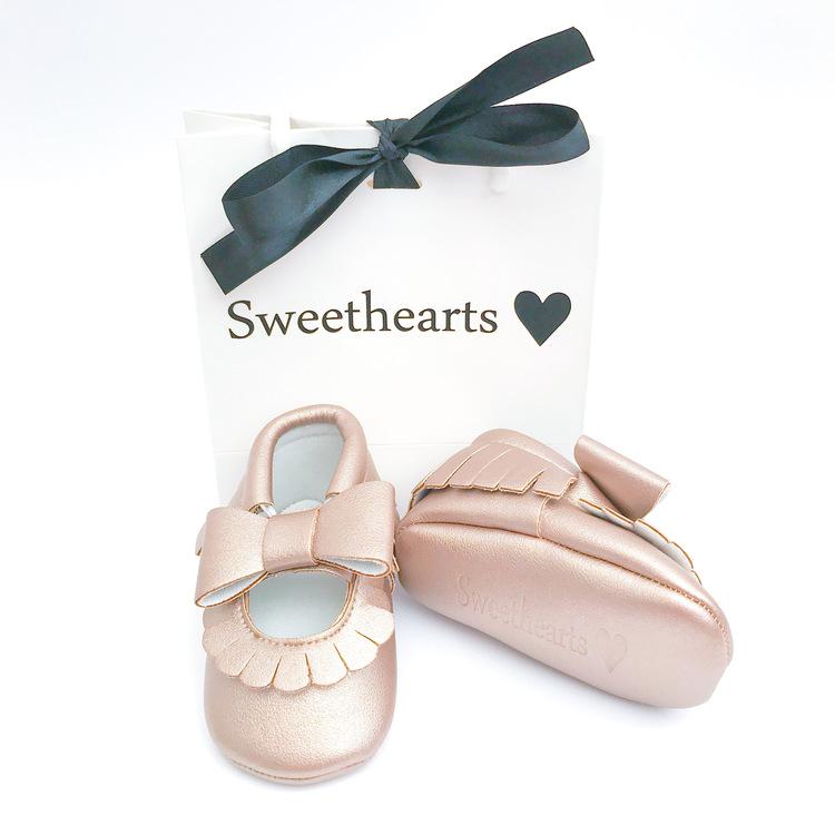 Babysko Sweethearts Ballerina GULD