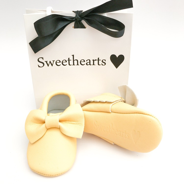 Babysko Sweethearts Bow GUL