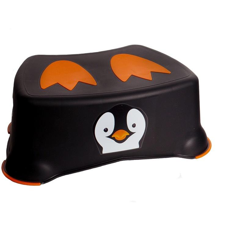 My Little Step PENGUIN - badrumspall för barn