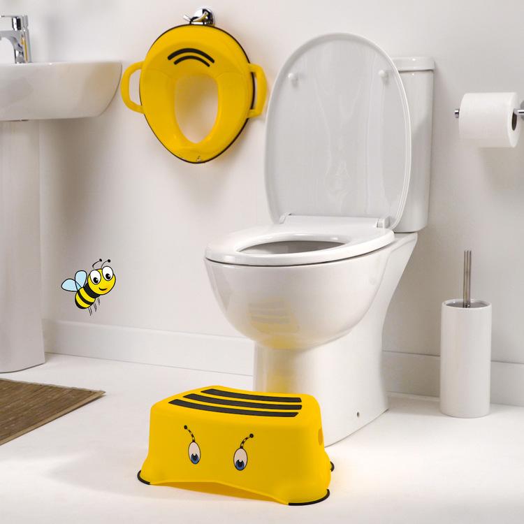 My Little Seat BUMBLEBEE - toalettsits för barn