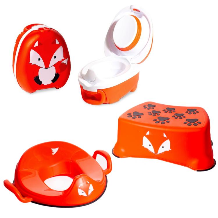 My Carry Potty FOX - pott- och toalettträningsset