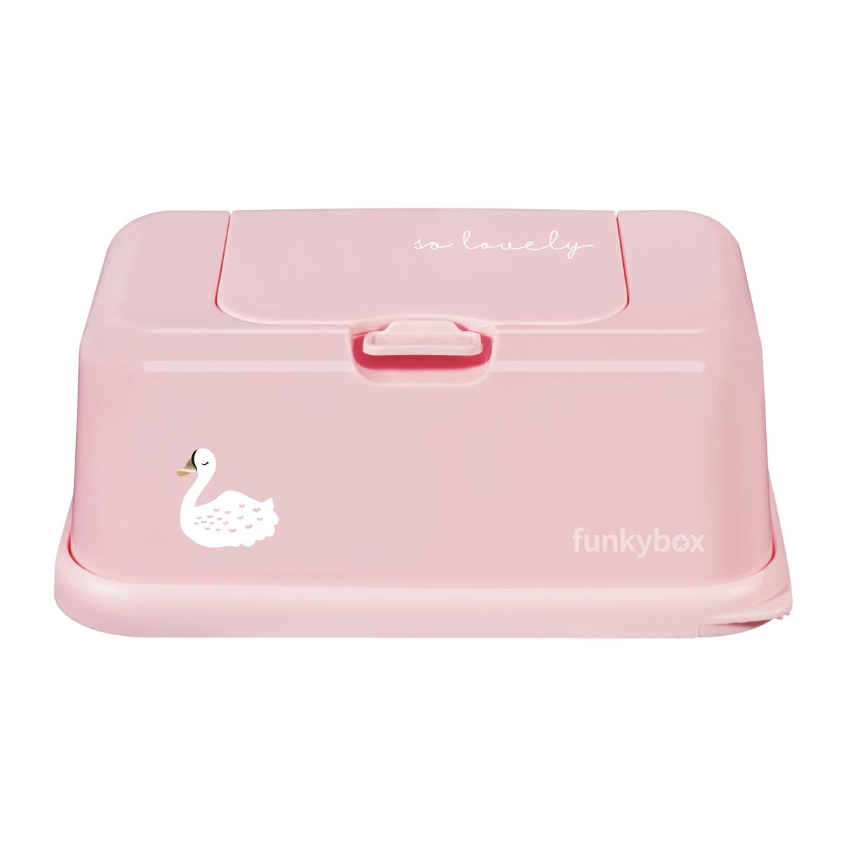 Funkybox Pink Swan