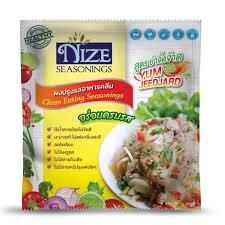 Nize seasoning - Thai salad ( Yum Jeed jard ) สูตรคลีน