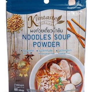 Noodles Soup Powder ( keto )
