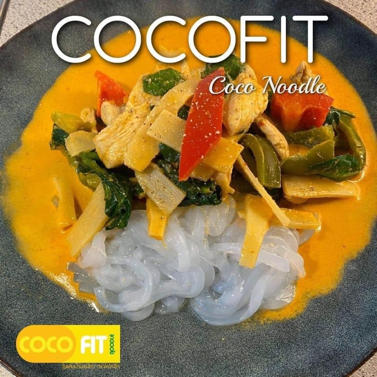 Cocofit - Coco Noodle  Ready to eat ( keto)