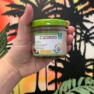 Keto Coconut Spread ( Double Coconut wirh Hazelnut )