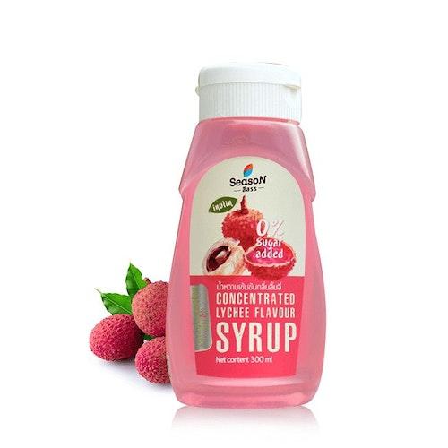 Sugar Free Sirup Keto ( Lychee )