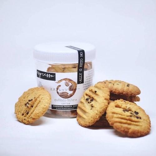 Cookies Keto ( Coffee )