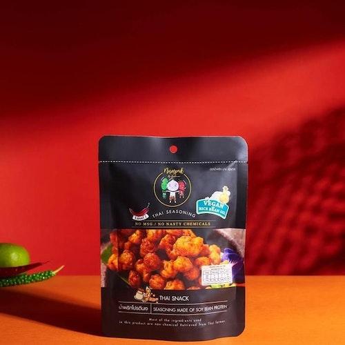 Soy Bean Seasoning Vegan (น้ำพริกโปรตีนถั่วเหลืองเจ)