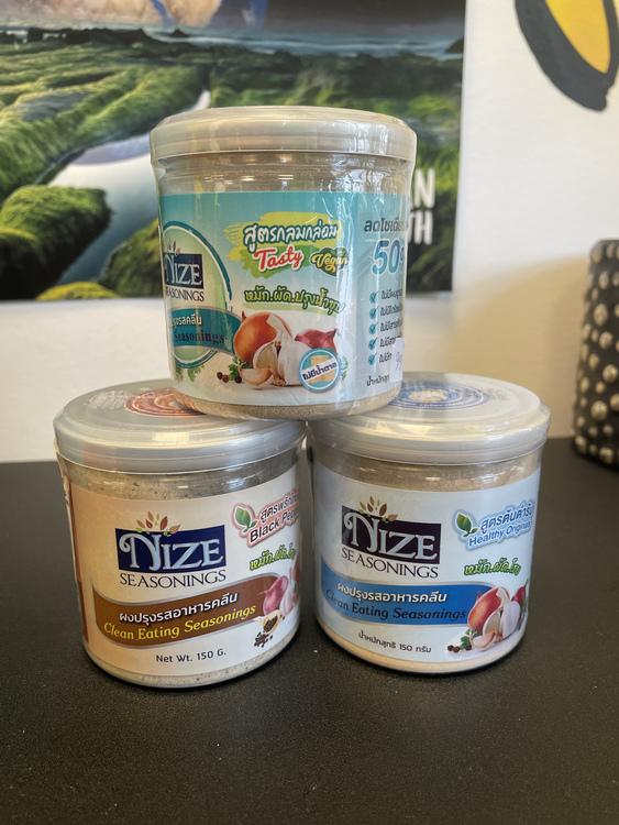 Nize Keto Vegan Seasonings