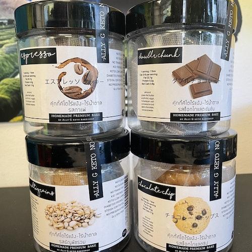 Cookies Keto