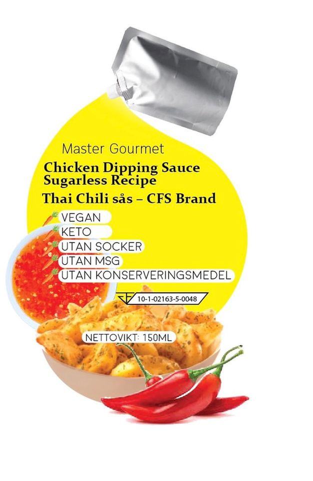 Thai Sweet Chili Sauce ( Keto )