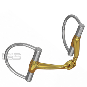 NS Tranz Angled Lozenge D-Ring