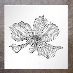 Kort Flying Flower