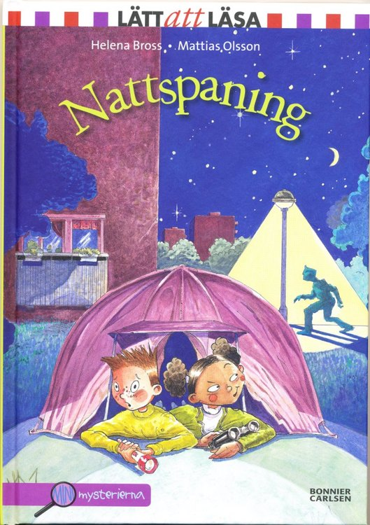 Nattspaning - ålder 6-9 (2)