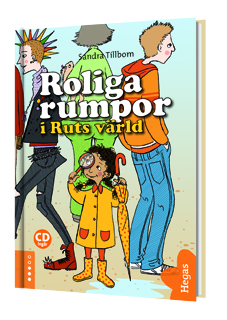 Roliga rumpor i Ruts värld - ålder 4-9 (3)