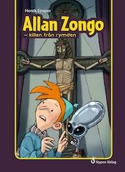 Allan Zongo, killen från rymden - ålder 9-12 (3)