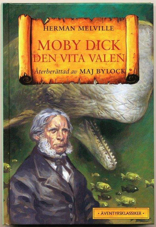 Moby Dick, den vita valen - ålder 9-12 (5)