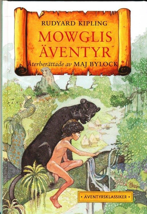 Mowglis äventyr - ålder 9-12 (5)