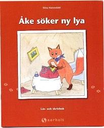Åke söker ny lya - skrivpyssel