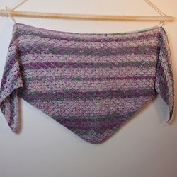 Härligt mjuk sjal