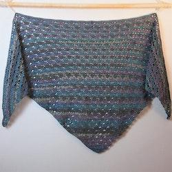 Mjuk och stor sjal