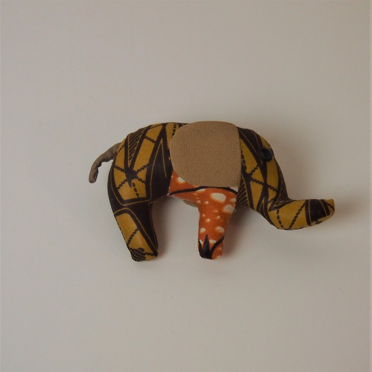 Prydnadselefant  liten