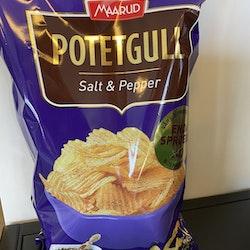 Potetgull salt/pepper