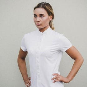 Irina top vit